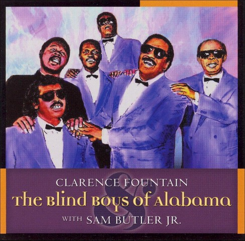 Blind boys of alabam - Blind boys of alabama (CD) - image 1 of 1