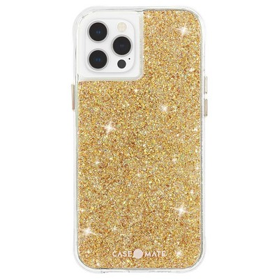 Case-Mate Apple iPhone 12 Pro Max Twinkle Case - Gold