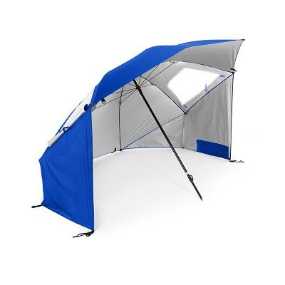 Super-Brella Portable Sun and Weather Shelter - Blue