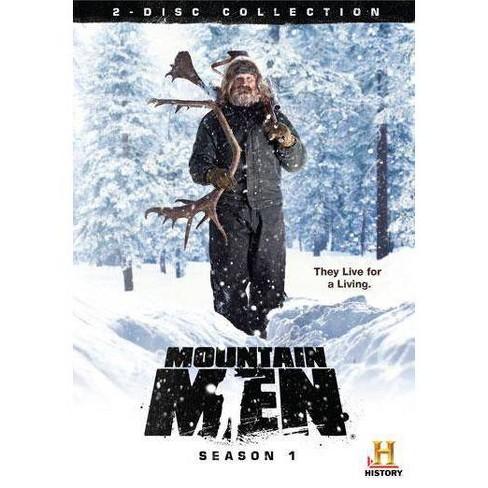 Mountain Men-season 1 (Dvd) (Eng/Span Sub/Eng Sdh/2.0 Dol Dig) (DVD) - image 1 of 1