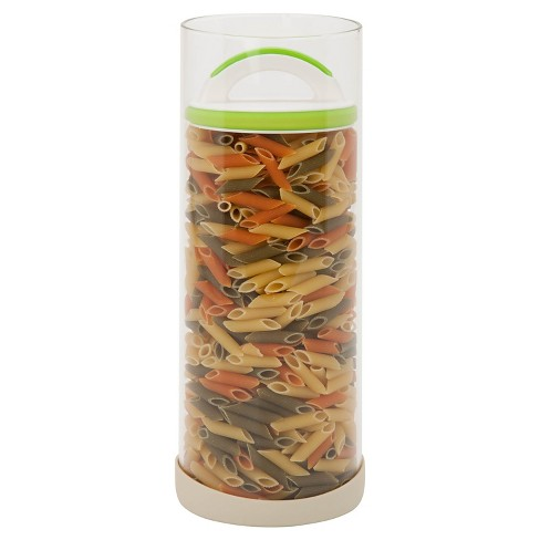 Honey-Can-Do® Adjustable Lid Storage Jar Large - image 1 of 3