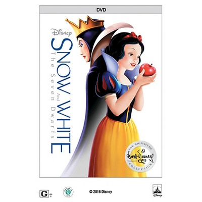 Snow White and the Seven Dwarfs: Walt Disney Signature Collection (DVD)