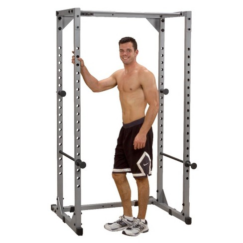 Powerline Power Rack - Silver (PPR200X) - image 1 of 1