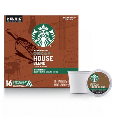 Coffee Pods: Starbucks K-Cup Pods