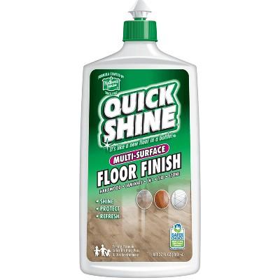 Quick Shine Multi Surface Floor Finish - 27oz