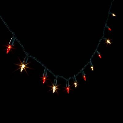 60ct LED Smooth Mini String Lights - Wondershop™
