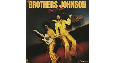 Brothers Johnson - Right On Time (Vinyl) - image 1 of 1
