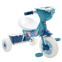 Huffy Disney Frozen Secret Storage Tricycle - Blue