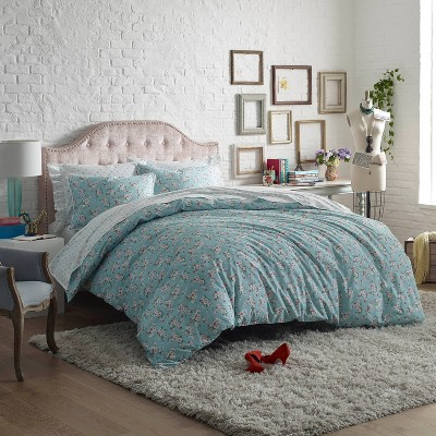Lady Pepperell Brigitte Floral Comforter Set