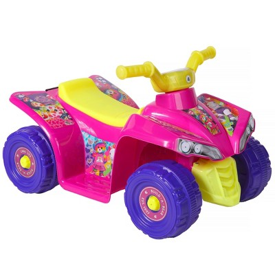 Dynacraft 6V Build-A-Bear Quad Powered Ride-On