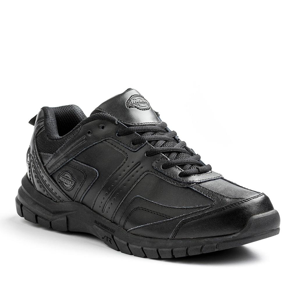 Dickies Men's Vanquish Work Shoes - Black 9.5, Men's