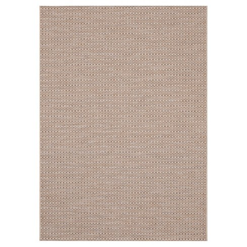 Balta Spectrum 5 X 7 Outdoor Patio Rug Brown Tan Target