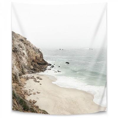 California Coast by Sisi and Seb Wall Tapestry