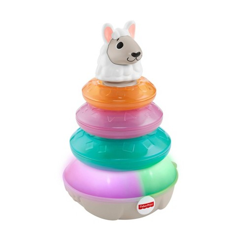 Fisher-Price Linkimals Lights And Colors Llama - image 1 of 4