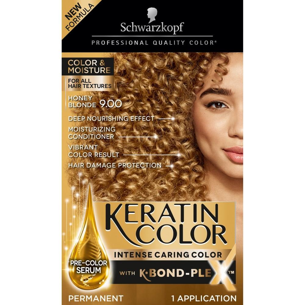 Image of Schwarzkopf Color Ultime Blonde Permanent Hair Color - 6.2oz
