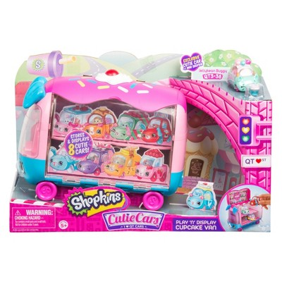 Cutie Cars Shopkins Collectors Van