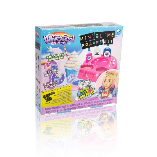 Whimsical By Wengie Mini Slime Frappe Kit image number null