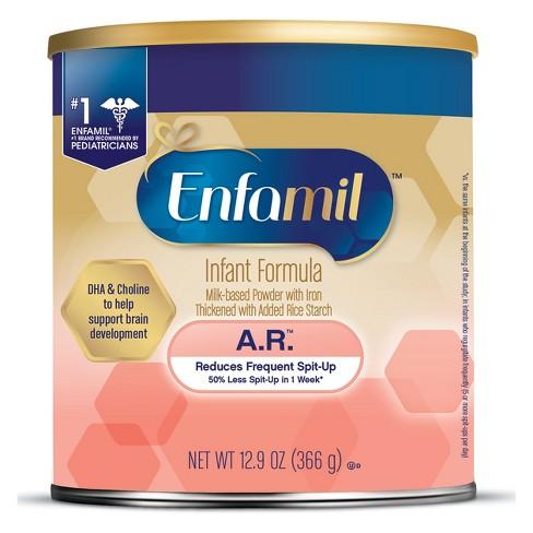 Enfamil A.R. Infant Formula Powder Tub - 12.9oz. - image 1 of 1