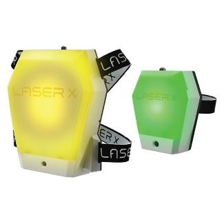 Laser X Fusion Front Vest + Micro Receiver