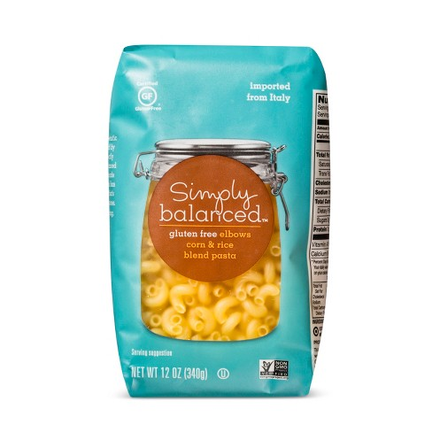 Gluten Free Elbow Macaroni Pasta 12oz