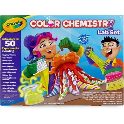 Crayola Color Chemistry Super Lab Activity Kit