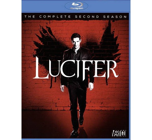 Lucifer:Complete Second Season (Blu-ray) - image 1 of 1
