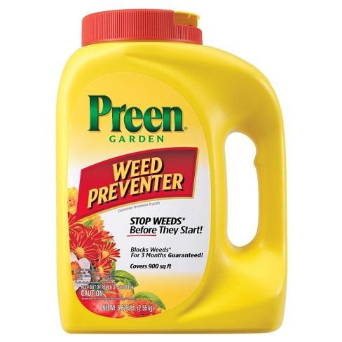 Preen Garden Weed Preventer 5.6lb - image 1 of 4