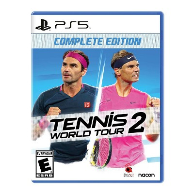 Tennis World 2: Complete Edition - PlayStation 5