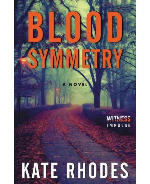 Blood Symmetry (Paperback) (Kate Rhodes) - image 1 of 1