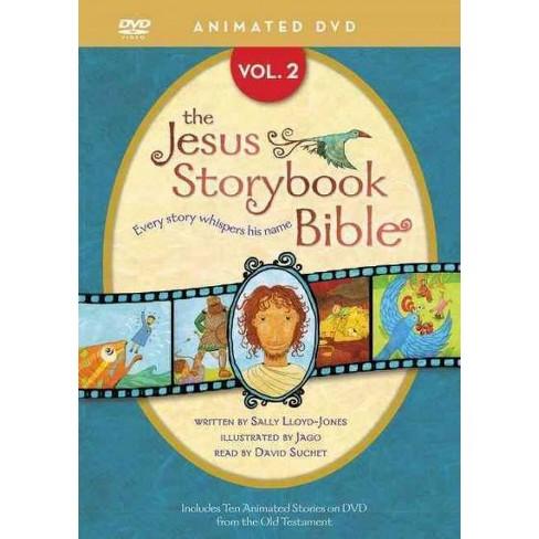 found jesus storybook bible