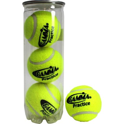 GAMMA Sports 3 Can Practice Ball - Yellow