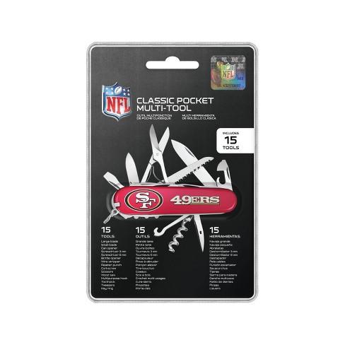 NFL San Francisco 49ers Classic Pocket Multi-Tool - image 1 of 4
