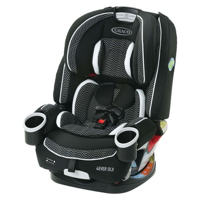 Graco 4Ever DLX 4-in-1 Convertible Car Seat - Zagg