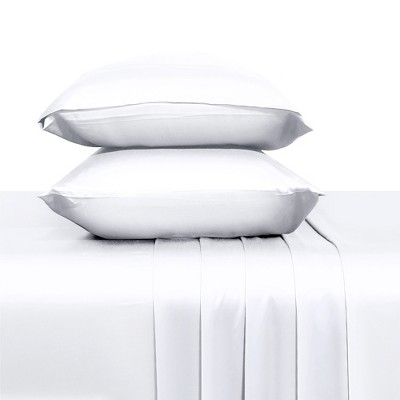 Softest Silkiest Cool Bed Sheets- 100% Rayon from Bamboo Sheet Set - California Design Den