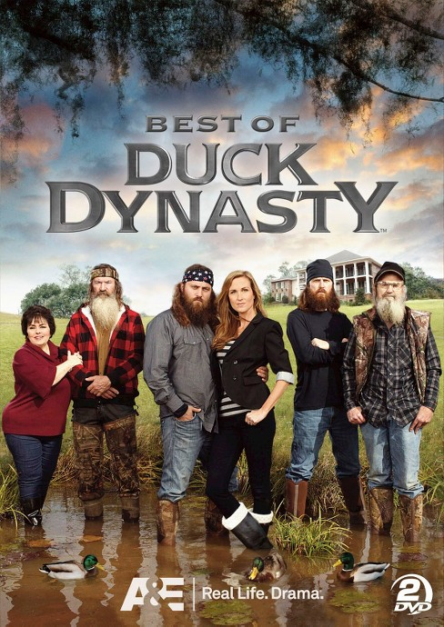 Duck dynasty:Best of duck dynasty (DVD) - image 1 of 1