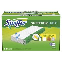Swiffer Sweeper Wet Refills Lavender Vanilla & Comfort