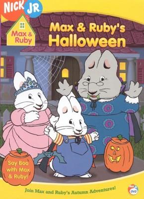 Max & Ruby: Max & Ruby's Halloween (DVD)