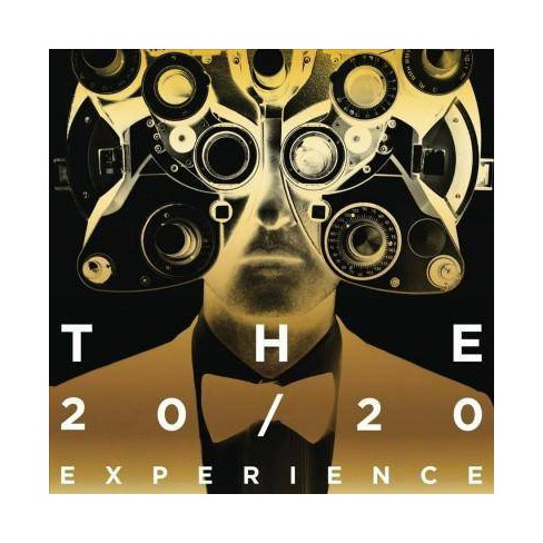 Justin Timberlake - 20/20 Experience: The Complete Experience (CD) - image 1 of 1