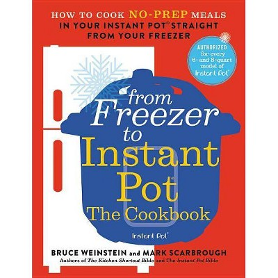 From Freezer to Instant Pot : The Cookbook: How to Cook No-prep Meals in Your Instant Pot Straight from