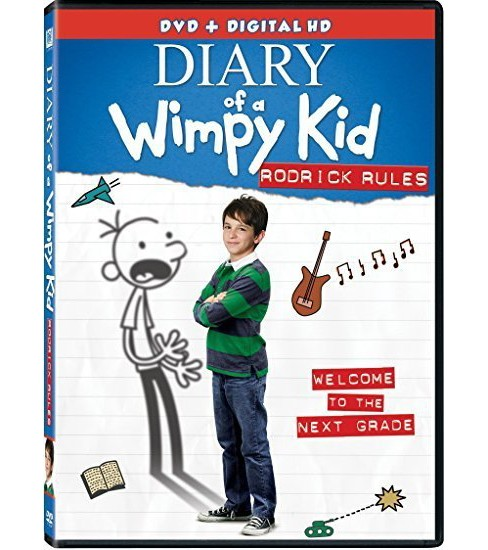 Diary of a Wimpy Kid 2 (DVD) - image 1 of 1