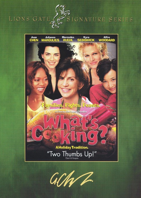 What's cooking - signature series (DVD) - image 1 of 1
