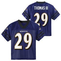NFL Baltimore Ravens Boys' Thomas Earl Jersey
