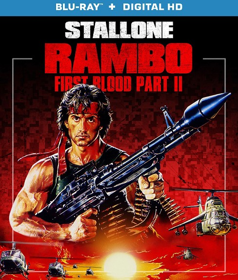 Rambo:First blood part 2 (Blu-ray) - image 1 of 1