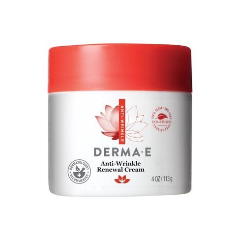 DERMA E Anti Wrinkle Cream - 4oz - image 1 of 4