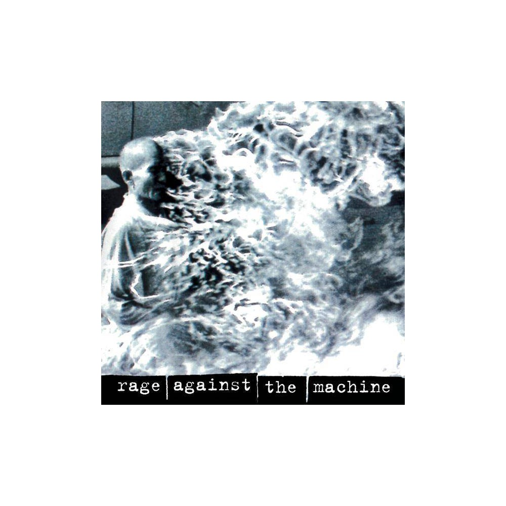 Rage Against The Machine Rage Against The Machine Cd