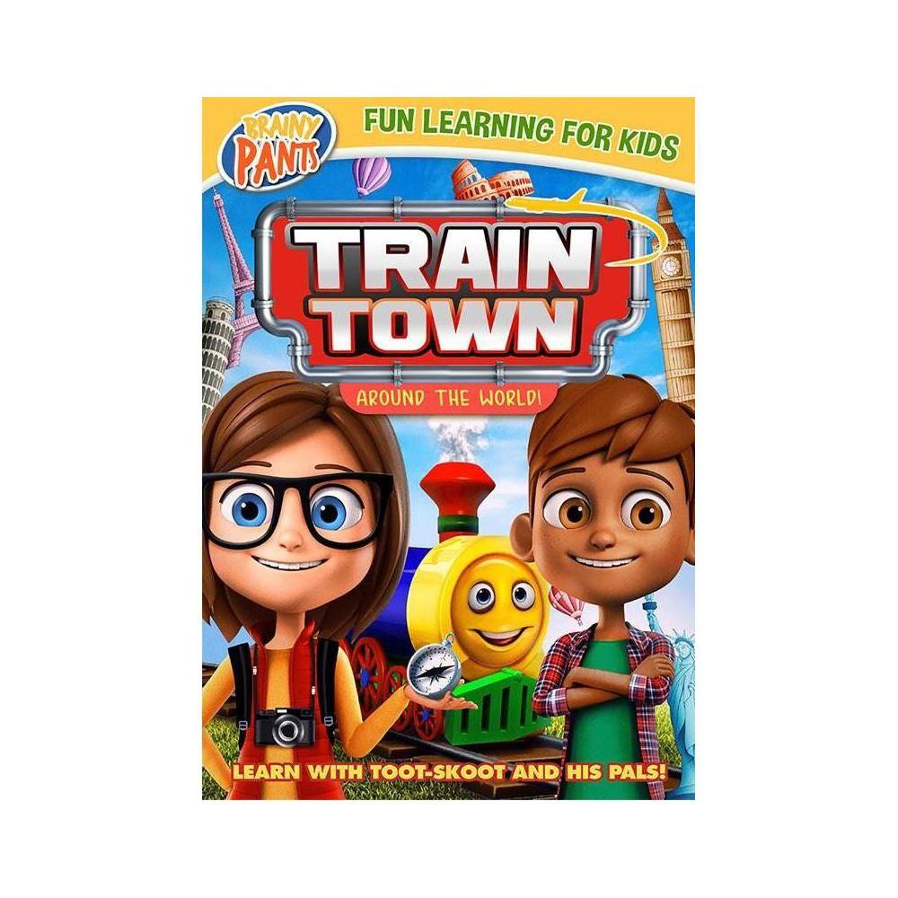 Train Town Around The World Dvd 2019