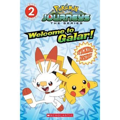 Pokemon: Galar Reader #1, Volume 1 - by Scholastic (Paperback)