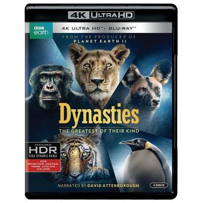 Dynasties (4K/UHD)