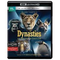 BBC Earth: Dynasties 4K UHD + Blu-ray