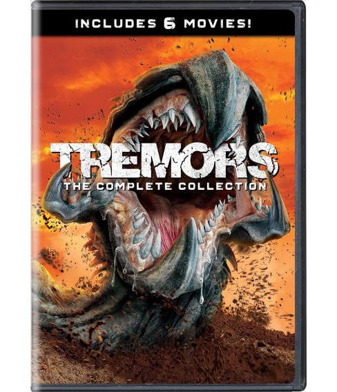 Tremors:Complete Collection (DVD) - image 1 of 1